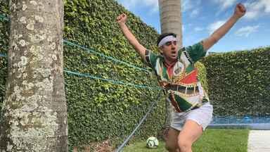 #Quarentena #Dia73 - Dia de quarentena com Luís Roberto e Baú do Esporte.