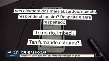 Vereadores batem boca nas redes sociais - Nas sessões virtuais dos vereadores, estão ocorrendo até xingamentos entre oposicionistas.