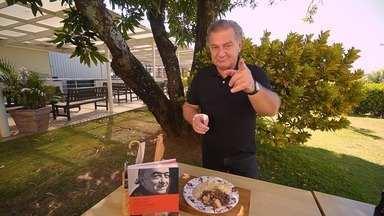 """Picadinho é a receita do """"Histórias e Sabores"""" deste sábado (30) - Fernando Kassab prepara a terceira receita em homenagem a Vinicius de Moraes."""