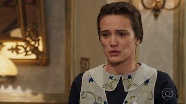 Sandra arma para que Anastácia expulse Maria de sua casa - Mas Celso a defende