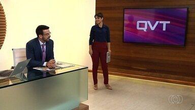 Baixe o novo aplicativo QVT - Por meio dele você está sempre em contato com a TV Anhanguera.