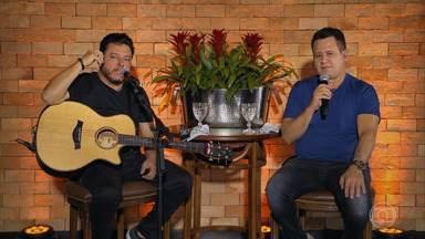 Bruno e Marrone cantam 'Show de recaída' - Dupla é uma das que mais se destaca nas lives sertanejas que ocorrem na quarentena