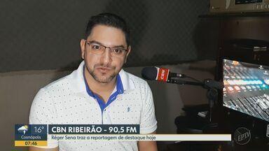 Começa a fiscalização nas lojas após reabertura em Ribeirão Preto, SP - Esse é um dos destaques da Rádio CBN Ribeirão.