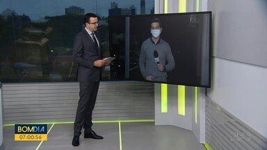 Postos de saúde são fechados em Cascavel - Três unidades foram fechadas porque funcionários foram confirmados com o novo coronavírus.