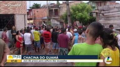 Juiz determina encerramento de prazo para soltura de envolvidos na chacina do Guamá - Chacina do Guamá aconteceu em maio de 2019.