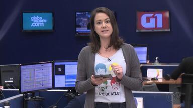 Confira os destaques do G1 Bauru e Marília desta quinta-feira - Mariana Bonora traz os destaques do G1 Bauru e Marília no Bom Dia Cidade.