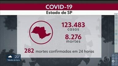 Mortes por Covid-19 chegam a 8.276 no estado - Entre as vítimas estã a drag queen Miss Biá e a cantora gospel Fabiana Anastácio