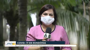 Novo Coronavírus em Rondônia - Novo Coronavírus em Rondônia