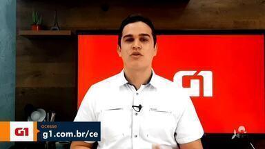 Veja os destaques do G1 Ceará desta quinta-feira (04) - Saiba mais no g1.com.br/ce
