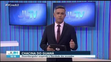 Desembargador mantém presos acusados de envolvimento na chacina do Guamá - Desembargador mantém presos acusados de envolvimento na chacina do Guamá