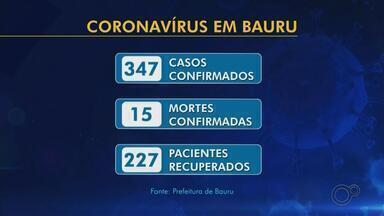Confira o balanço de casos da Covid-19 no centro-oeste paulista - Até as 19h desta quinta-feira (4), região contabilizava 2.407 casos confirmados da doença em 76 cidades, com 89 mortes registradas em 33 municípios.