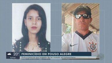 Mulher é morta a facadas em Pouso Alegre e polícia suspeita de ex-companheiro da vítima - Mulher é morta a facadas em Pouso Alegre e polícia suspeita de ex-companheiro da vítima