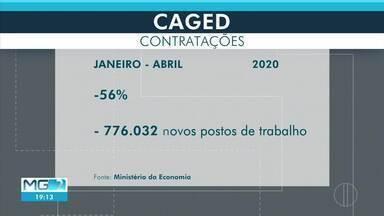 Coronavírus: Desemprego atinge 1,5 milhão de pessoas - Especialistas dizem que recuperação da economia pode ser demorada.