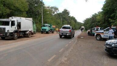 Autoridades fazem ações preventivas em alusão ao Dia Mundial do Meio Ambiente - Estrada que é alvo de denúncias de moradores e motoristas foi alvo de uma das fiscalizações.