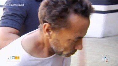Homem suspeito de matar goiana Lilian de Oliveira é ouvido pela polícia, em Goiânia - Segundo a polícia, ele foi transferido na noite de quarta-feira (3) do Maranhão, onde foi preso, para Goiás a fim de colaborar com o andamento do inquérito.
