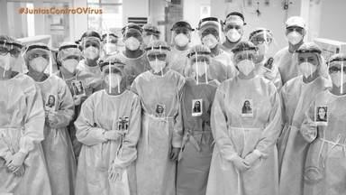 Conheça a rotina de uma UTI para tratamento exclusivo do coronavírus em Porto Alegre - Repórter acompanhou o trabalho dos profissionais da saúde durante três horas e meia.