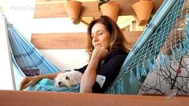 Edlaine Garcia traz crônica sobre contemplação - A repórter traz mais uma crônica no programa de sábado (06) para você refletir em casa.