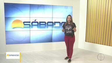 Veja a íntegra do Bom Dia Sábado, 06/06/2020 - Telejornal traz notícias e curiosidades, além de histórias de vida e de superação.