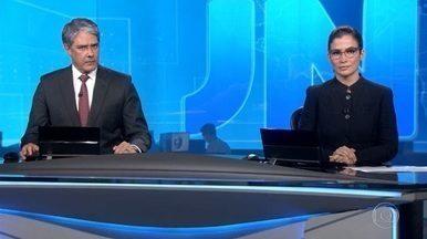 Jornal Nacional, Íntegra 08/06/2020 - As principais notícias do Brasil e do mundo, com apresentação de William Bonner e Renata Vasconcellos.