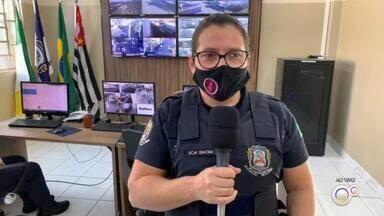 Guarda Municipal lança aplicativo para denúncias de violência doméstica em São Manuel - Em São Manuel, as mulheres têm mais uma ferramenta pra denunciar a violência doméstica. A Guarda Municipal lançou um aplicativo pra ajudar no combate a esse crime.