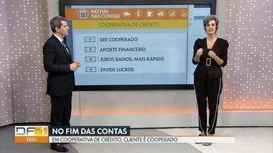 No Fim das Contas, é mais fácil conseguir empréstimo em cooperativas do que em bancos - No entanto, pesquisa do Sebrae/FGV mostra que empreendedores buscam mais os bancos, onde a taxa de sucesso varia entre 9% e 12%, enquanto nas cooperativas financeiras 31%, dos que pedem empréstimo, conseguem, como conta a repórter de economia Mônica Carvalho.