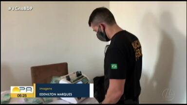 Polícia Federal apura se houve fraude na compra de respiradores pelo Governo - Chega a 15 o número de investigados na operação da polícia federal que apura fraudes na compra de respiradores com dispensa de licitação pelo governo do estado.