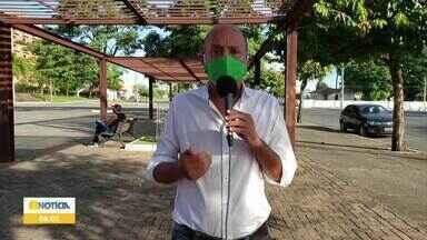 Felixlândia instala barreiras sanitárias nas entradas da cidade em Corpus Christi - Prefeitura quer conter propagação do Coronavírus.