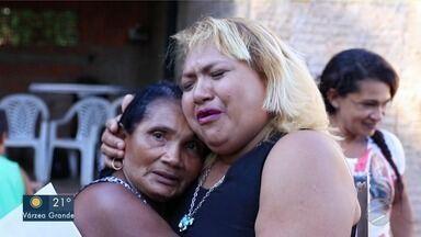 Mãe e filha se reencontram 45 anos depois da separação - Mãe e filha se reencontram 45 anos depois da separação.