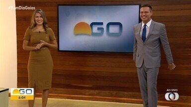 Veja os destaques do Bom Dia Goiás desta sexta-feira (12) - Entre os principais assuntos está aumento no número de casos de Covid-19.
