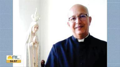 Padre Nilton Marques morre vítima de Covid-19 - Sacerdote de 53 anos que atuava na paróquia Nossa Senhora das Graças estava internado na UTI de um hospital particular desde o dia 15 de maio.