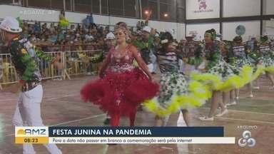 Festas juninas durante a pandemia serão com comemorações pala internet - Festas juninas durante a pandemia serão com comemorações pala internet