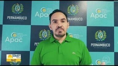 Baixas temperaturas atingem cidades Agreste de Pernambuco antes do previsto - Meteorologista explica queda das temperaturas em municípios como Caruaru e Garanhuns antes da chegada do inverno.