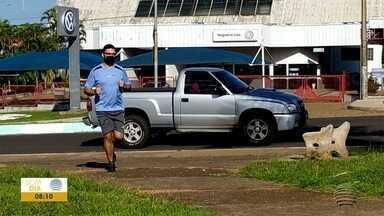 Saúde 'dá alerta', homem abandona sedentarismo e vira corredor - Veja a história do Márcio, no 'Perdendo peso, ganhando saúde'.