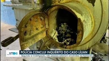 Polícia Civil conclui que Lilian de Oliveira foi queimada em fábrica de laticínios - Mulher estava desaparecida desde 13 de fevereiro, quando desembarcou no aeroporto de Goiânia
