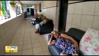 Abrigo em Jardim São Paulo pede ajuda para cuidar de idosas - Abrigo Espírita Batista de Carvalho pede fraldas geriátricas e produtos de higiene.
