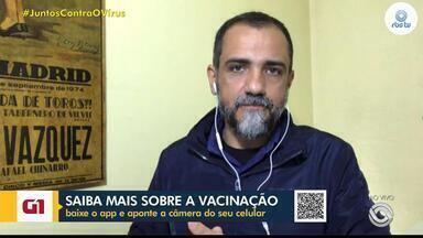 Porto Alegre amplia vacinação contra gripe para população em geral a partir desta segunda - Unidades de saúde e farmácias conveniadas estarão aplicando as doses até o dia 30 de junho.