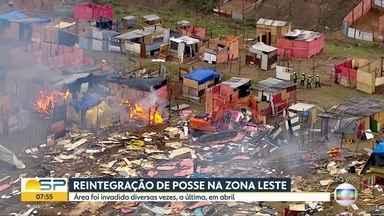 Bom Dia São Paulo - Edição de terça-feira, 16/06/2020 - Governo diz investigar casos de agressões por policiais em SP. Polícia investiga chacina na Zona Leste de SP.