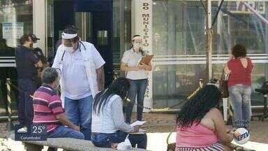 Araraquara bate recorde de novos casos de Covid-19 - Município somou 609 confirmações da doença.