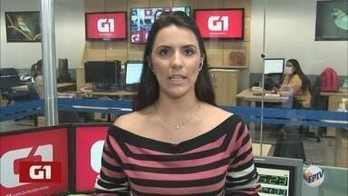G1: 66 dos 188 leitos para coronavírus no SUS estão ocupados no Sul de MG - Fernanda Rodrigues traz as informações