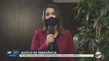 Advogada esclarece dúvidas sobre o auxílio-emergencial - Caixa Econômica libera novo lote do benefício para mais de 2 milhões de brasileiros.