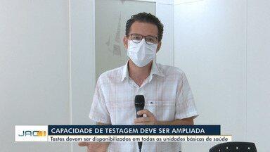 Prefeitura de Rio Branco vai ampliar capacidade de testes para Covid-19 - Prefeitura de Rio Branco vai ampliar capacidade de testes para Covid-19