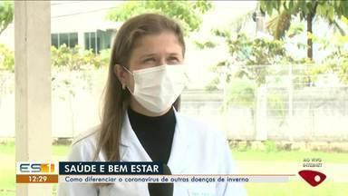 Saúde e Bem Estar: saiba como diferenciar o coronavírus de outras doenças de inverno - Veja.