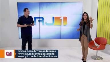 Veja a íntegra do RJ1 desta terça-feira, 16/06/2020 - O jornal da hora do almoço traz informações sobre as regiões dos Lagos, Serrana, Norte e Noroeste Fluminense.