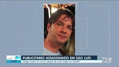 Publicitário é assassinado a tiros após discussão de trânsito em São Luís - Crime aconteceu no início da tarde de terça-feira (16) na Lagoa da Jansen, na capital maranhense.
