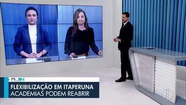 Veja a íntegra do RJ2 desta terça-feira, 16/06/2020 - O jornal traz informações sobre as regiões dos Lagos, Serrana, Norte e Noroeste Fluminense.