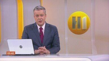 Hora 1 - Edição de quarta-feira, 17/06/2020 - Os assuntos mais importantes do Brasil e do mundo, com apresentação de Roberto Kovalick.