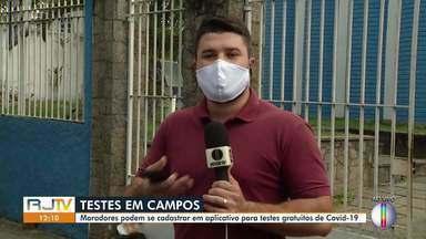 Confira como estão os testes para o novo coronavírus em cidades do interior do Rio - Números da doença seguem crescendo nas cidades do interior do Rio.