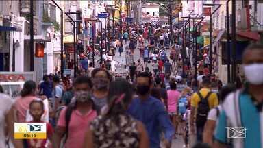 Ritmo de contágio pelo novo coronavírus é alto na maior parte do MA - É o que aponta um levantamento realizado nos municípios afetados pela pandemia.