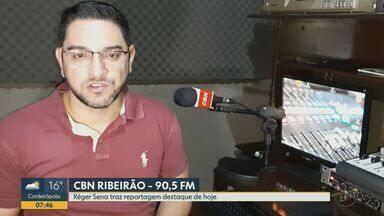 Reportagem discute os impactos da pandemia da Covid-19 na economia em Ribeirão Preto - Esse é um dos destaques da Rádio CBN Ribeirão.
