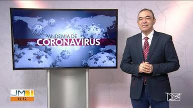 Veja as últimas informações sobre o novo coronavírus no Maranhão - O repórter Elbio Carvalho tem mais informações.